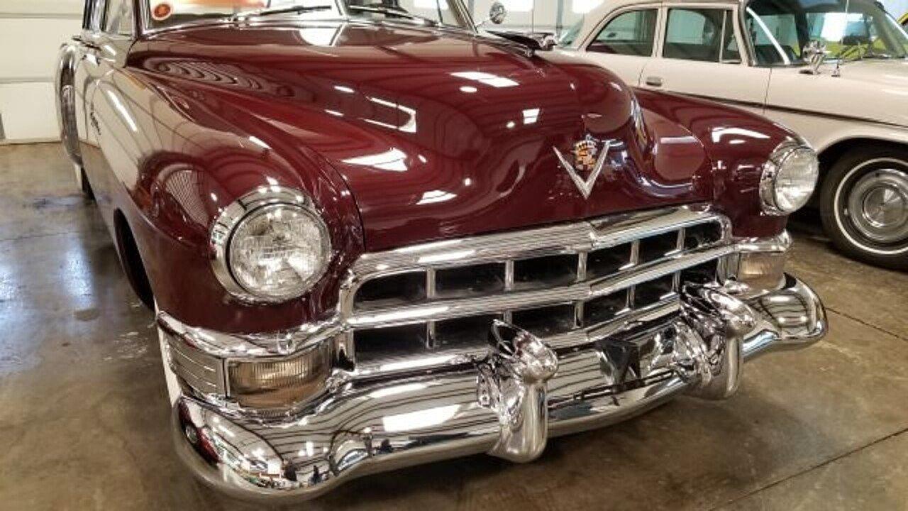 1949 Cadillac Fleetwood For Sale Near Saint George Utah 84770 V8 Engine 100981372