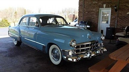 1949 Cadillac Series 62 for sale 100823536