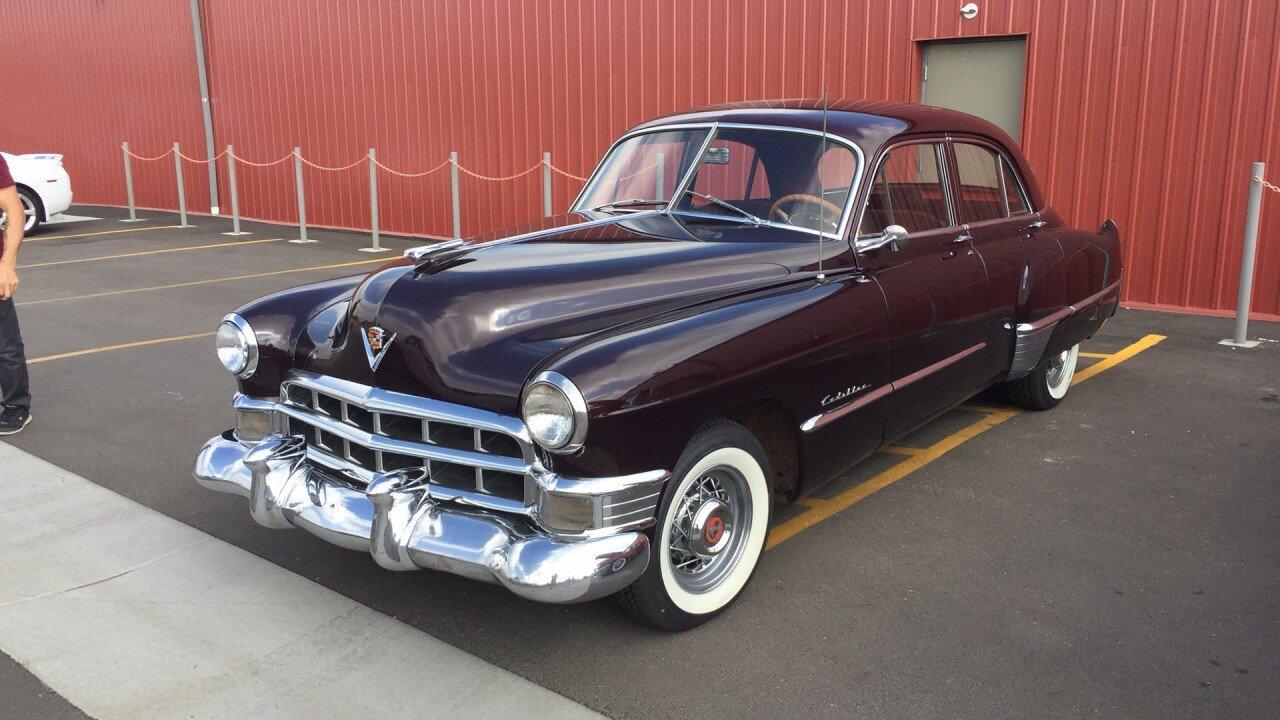 1949 Cadillac Series 62 For Sale Near Arvada Colorado