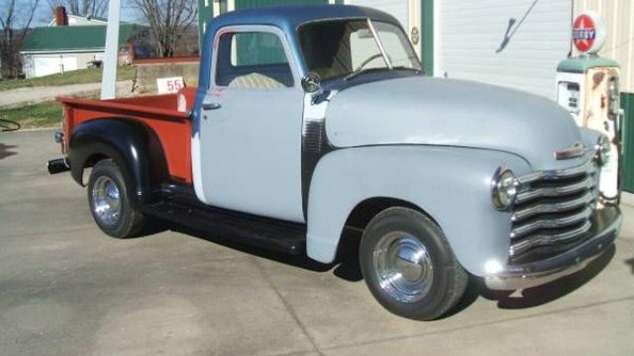 1949 Chevrolet 3100 for sale near Cadillac, Michigan 49601 ...
