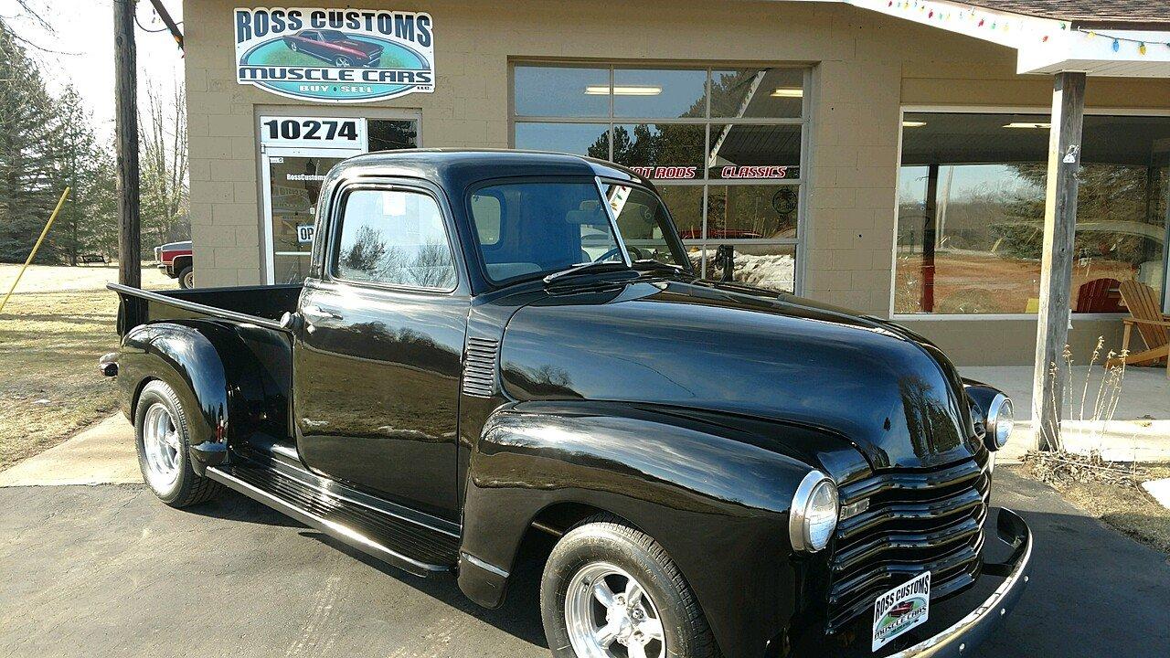 1949 Chevrolet 3100 for sale near Goodrich, Michigan 48438 ...