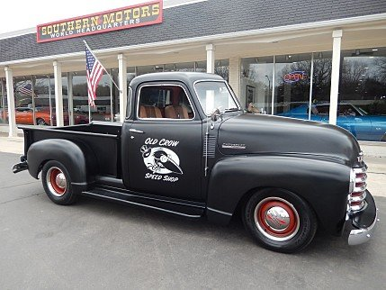 1949 Chevrolet 3100 for sale 100980079