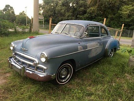 1949 Chevrolet Deluxe for sale 100836755