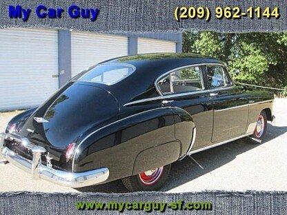 1949 Chevrolet Fleetline for sale 100775592