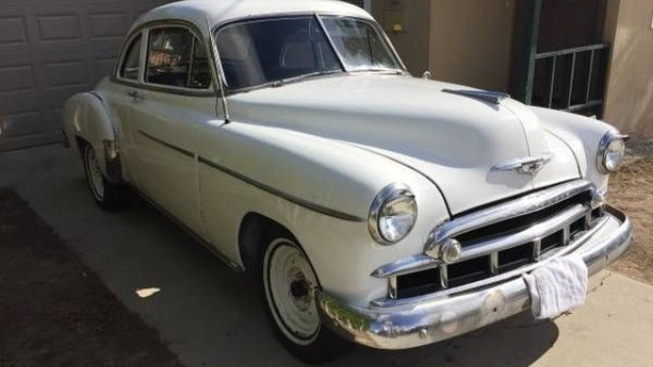 1949 Chevrolet Styleline for sale near Cadillac, Michigan 49601 ...