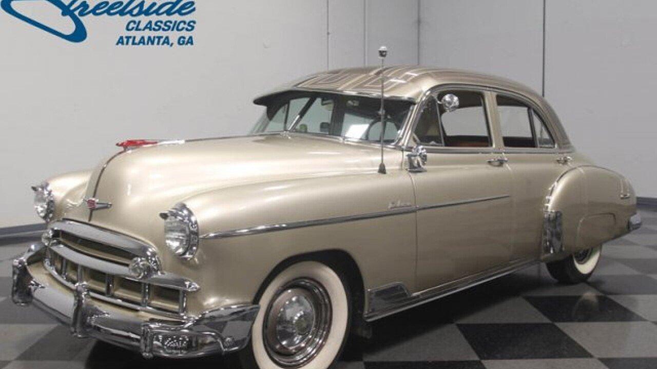 1949 Chevrolet Styleline for sale near Lithia Springs, Georgia 30122 ...