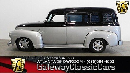 1949 Chevrolet Suburban for sale 100883922