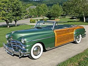 1949 Chrysler Town & Country for sale 101007591