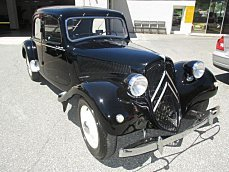 1949 Citroen Traction Avant for sale 100871779