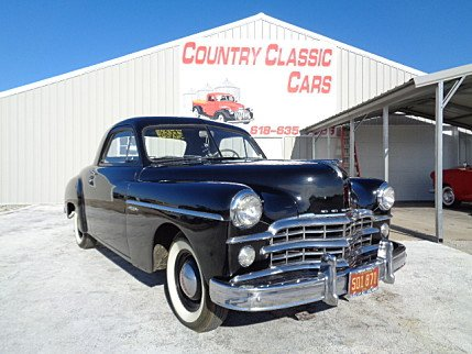 1949 Dodge Wayfarer for sale 100923979