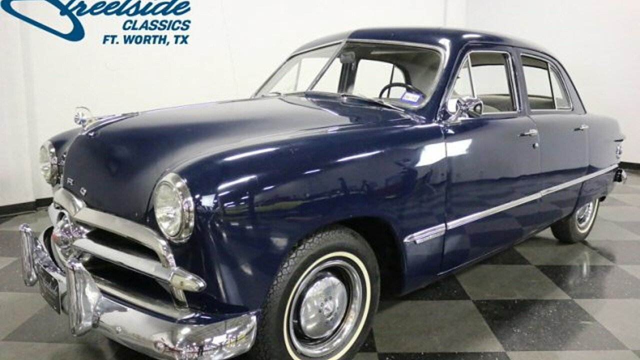 1949 Ford Custom for sale near Fort Worth, Texas 76137 - Classics on ...