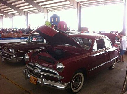 1949 Ford Custom for sale 100878312