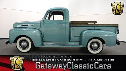 1949 Ford F1 for sale 100777431