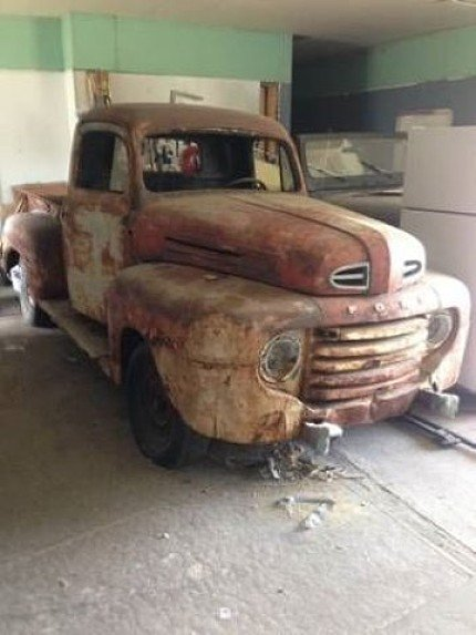 1949 Ford F1 for sale 100823538