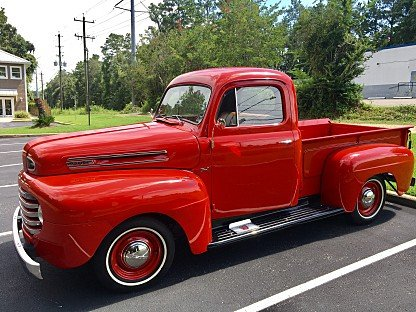 1949 Ford F1 for sale 100887381
