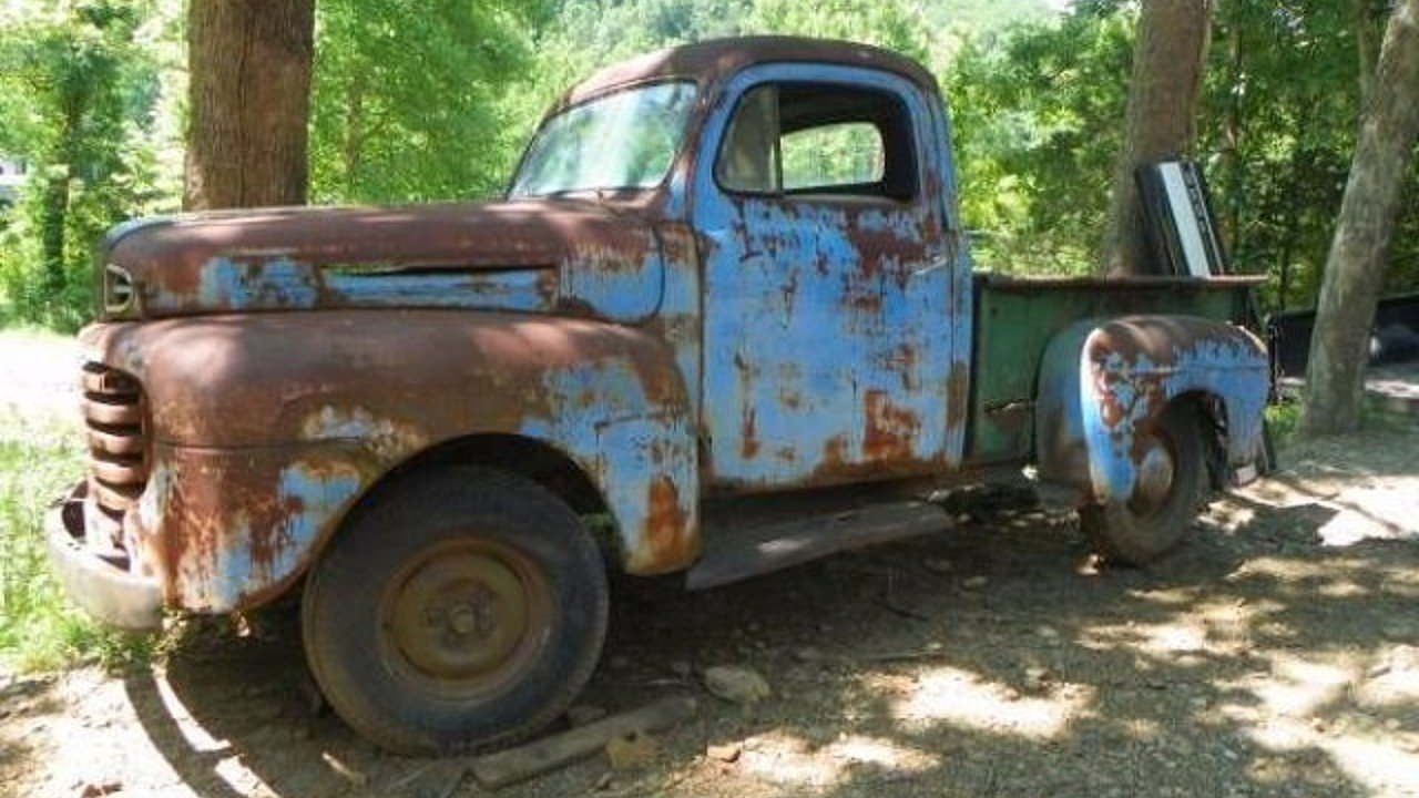 1949 Ford F3 for sale 100903420