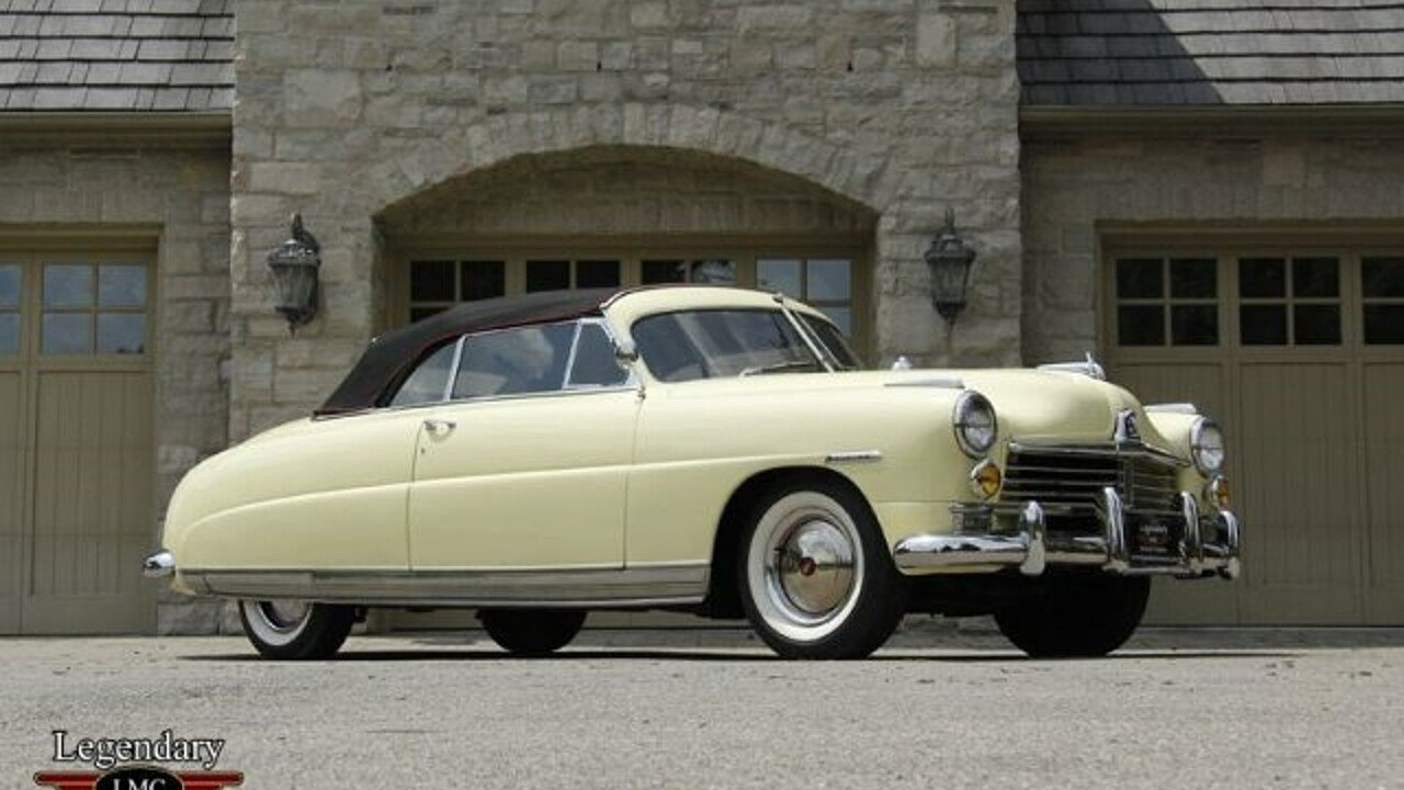 1949 Hudson Commodore for sale near Youngstown, New York 14174 ...