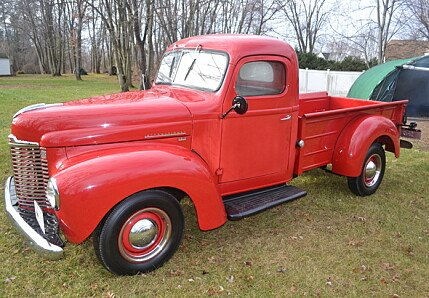 1949 International Harvester KB-2 for sale 100892989