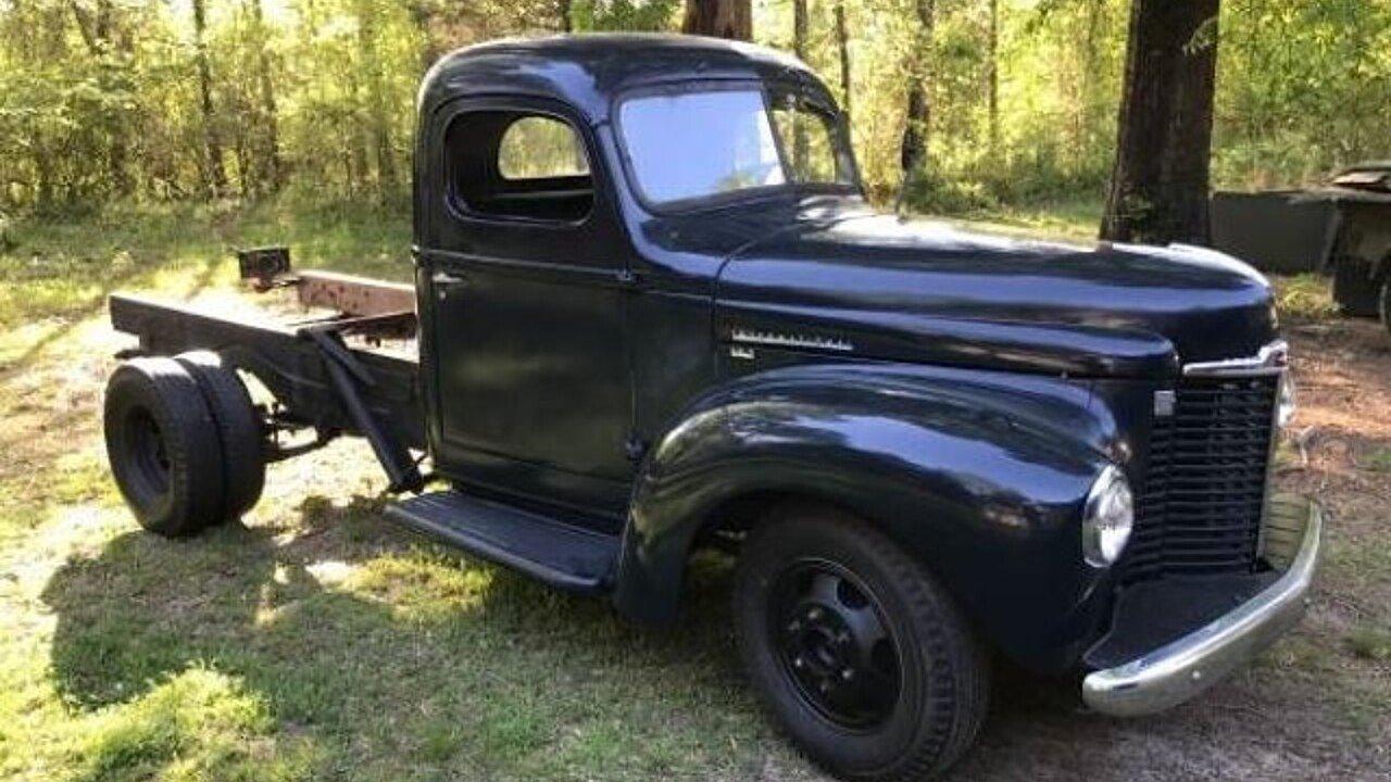 1949 International Harvester KB-3 for sale near Cadillac, Michigan ...