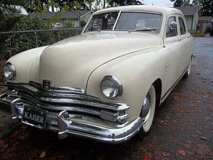 1949 Kaiser Deluxe for sale 100869242
