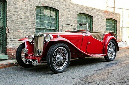 1949 MG TC for sale 100780758