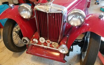 1949 MG TC for sale 100842201