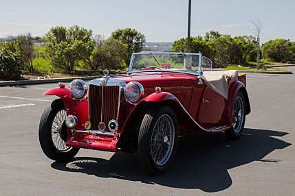 1949 MG TC for sale 100855199