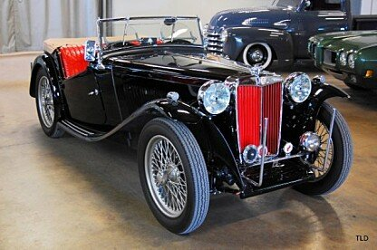 1949 MG TC for sale 100984108