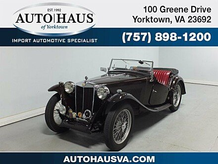 1949 MG TC for sale 100991847