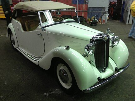 1949 MG YT for sale 100736428