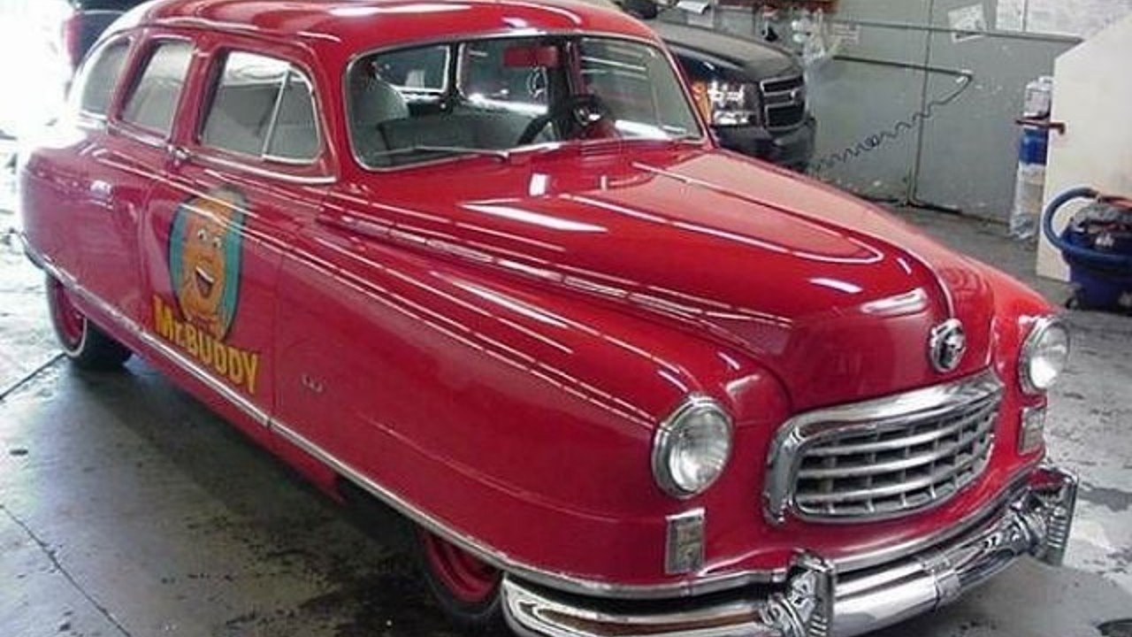 1949 Nash 600 for sale 100823589