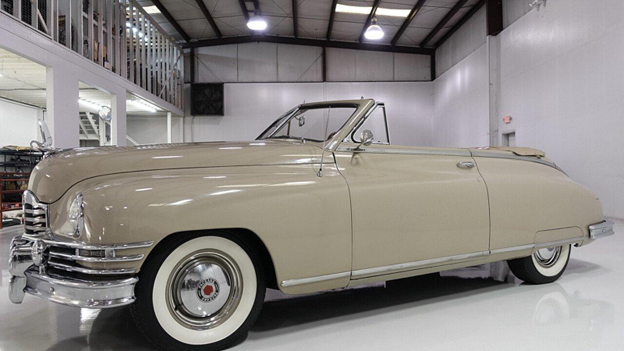 Rvs For Sale In Missouri >> 1949 Packard Super 8 for sale near Saint Louis, Missouri 63074 - Classics on Autotrader