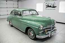 1949 Plymouth Deluxe for sale 100985475