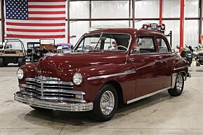1949 Plymouth Deluxe for sale 101052315