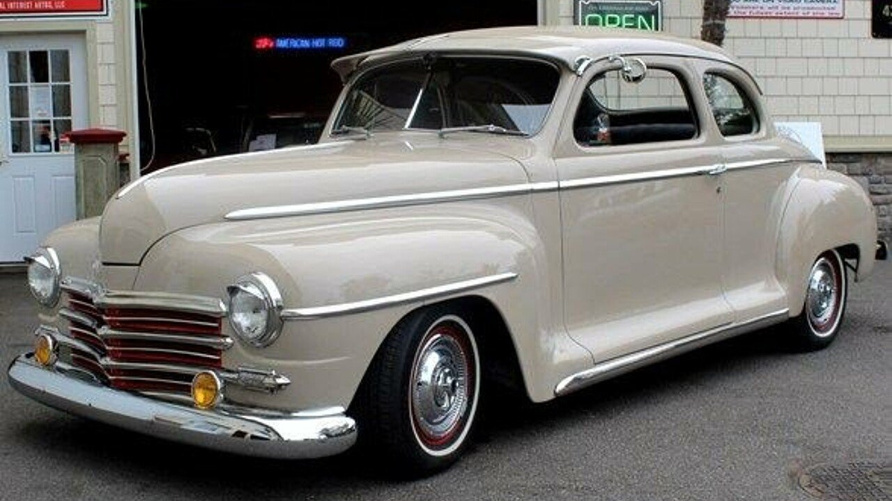 1949 Plymouth Special Deluxe for sale 100833295