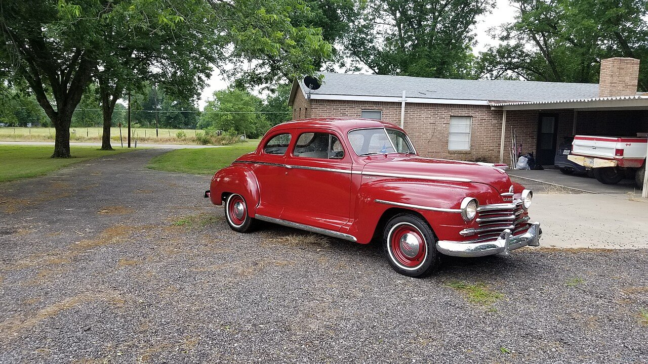 1949 Plymouth Special Deluxe for sale 100879308