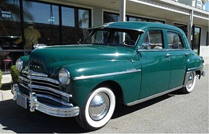 1949 Plymouth Special Deluxe for sale 100914512