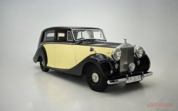 1949 Rolls-Royce Silver Wraith for sale 100906066