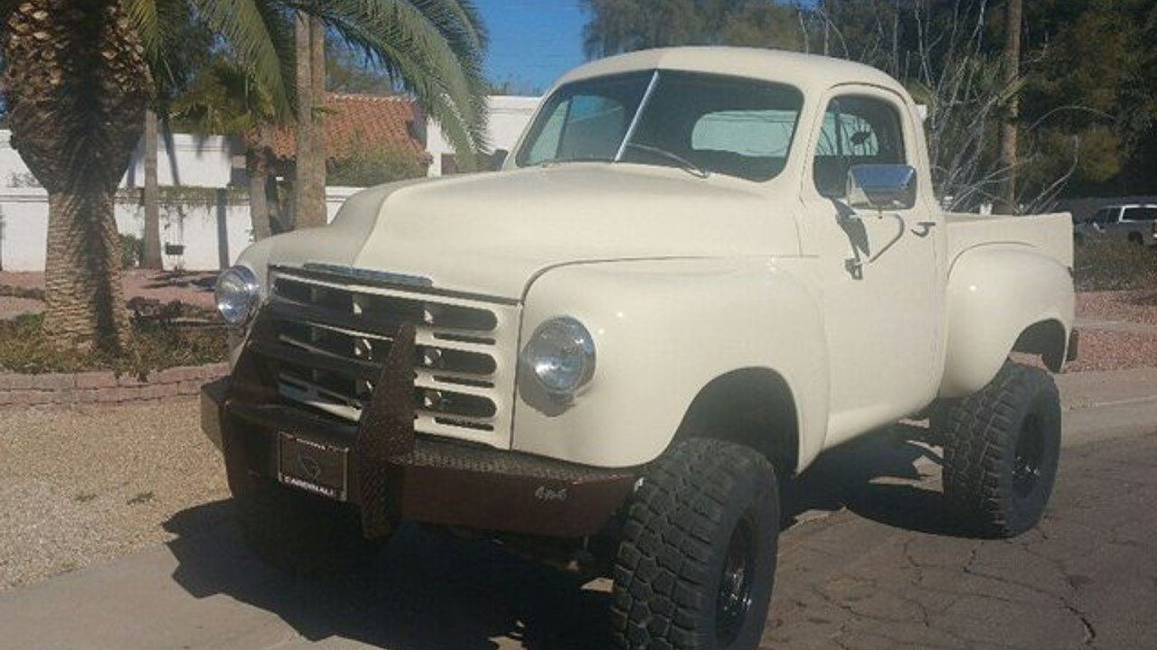 1949 Studebaker Custom for sale 100742436