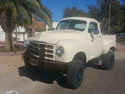 1949 Studebaker Custom for sale 100742436