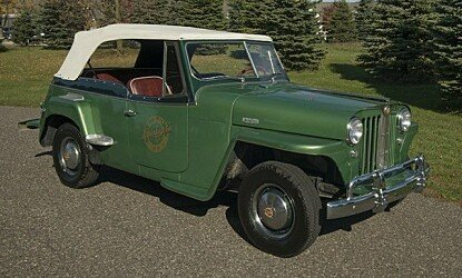 1949 Willys Jeepster for sale 100723555