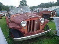 1949 Willys Jeepster for sale 100741540