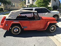 1949 Willys Jeepster for sale 100778095