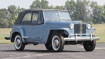 1949 Willys Jeepster for sale 100778410