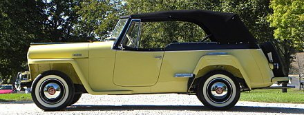 1949 Willys Jeepster for sale 100816594
