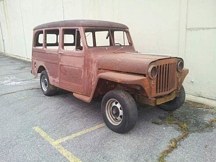1949 Willys Jeepster for sale 100823293