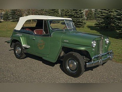 1949 Willys Jeepster for sale 100845186