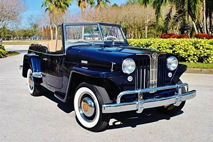 1949 Willys Jeepster for sale 100848045