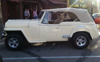 1949 Willys Jeepster for sale 101030791
