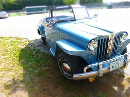 1949 Willys Jeepster for sale 100799125